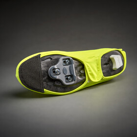 GripGrab Ride Waterproof Hi-Vis Shoe Covers Fluo Yellow